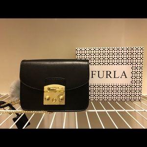 Mini Furla crossbody bag